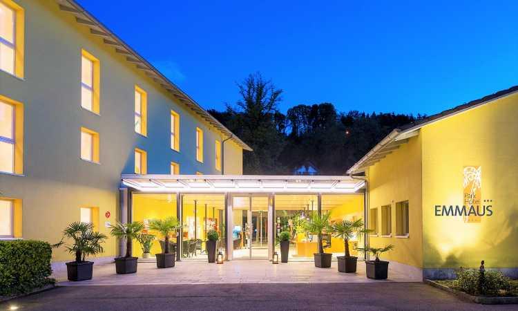 Home - Parkhotel Emmaus*** - Losone