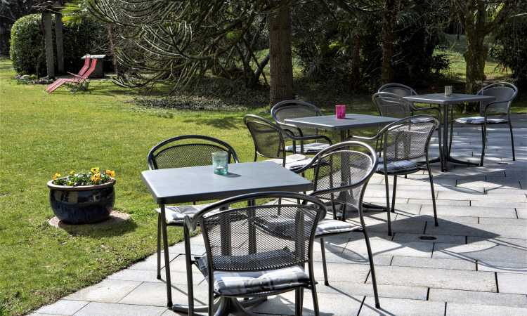Terrazza - Parkhotel Emmaus*** - Losone
