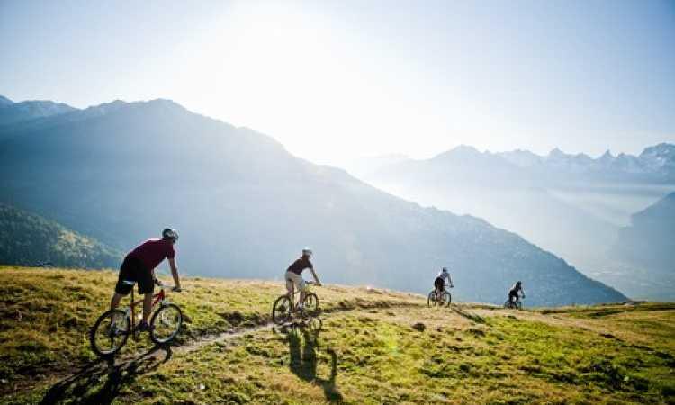 Bike in Ticino