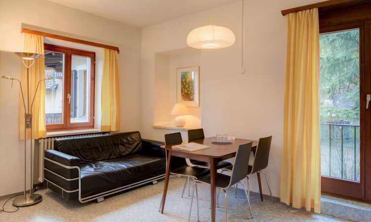 Casa Rustico -Ermanno Studio - Parkhotel Emmaus - Losone