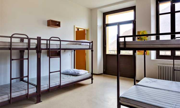 Ostello Eden - Stanze - Parkhotel Emmaus - Losone