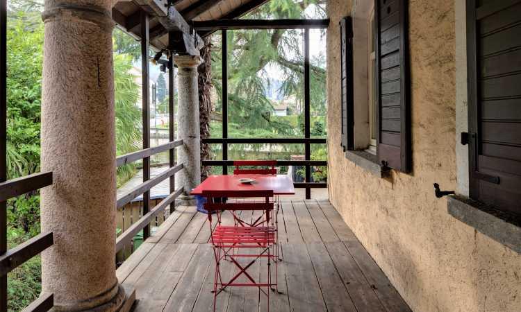 Rifugio - Parkhotel Emmaus - Losone
