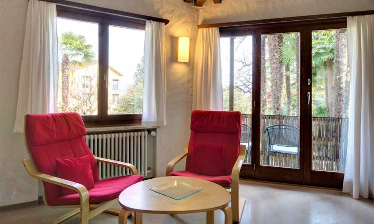 Stöckli - Parkhotel Emmaus - Losone