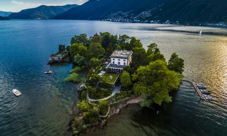 Isole di Brissago - Parkhotel Emmaus - Losone