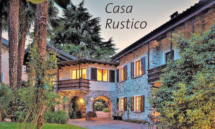 Casa Rustico - Parkhotel Emmaus*** - Losone